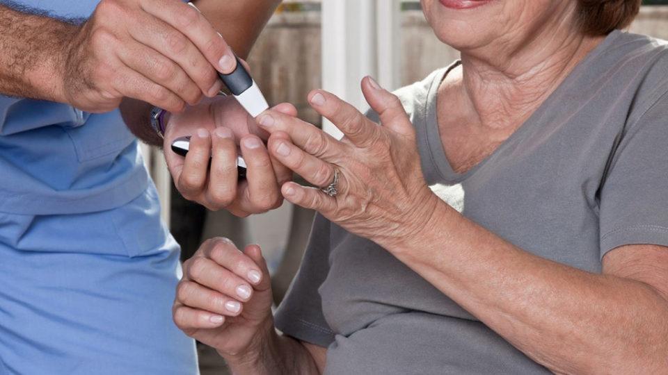 Реабилитация пожилых с сахарным диабетом