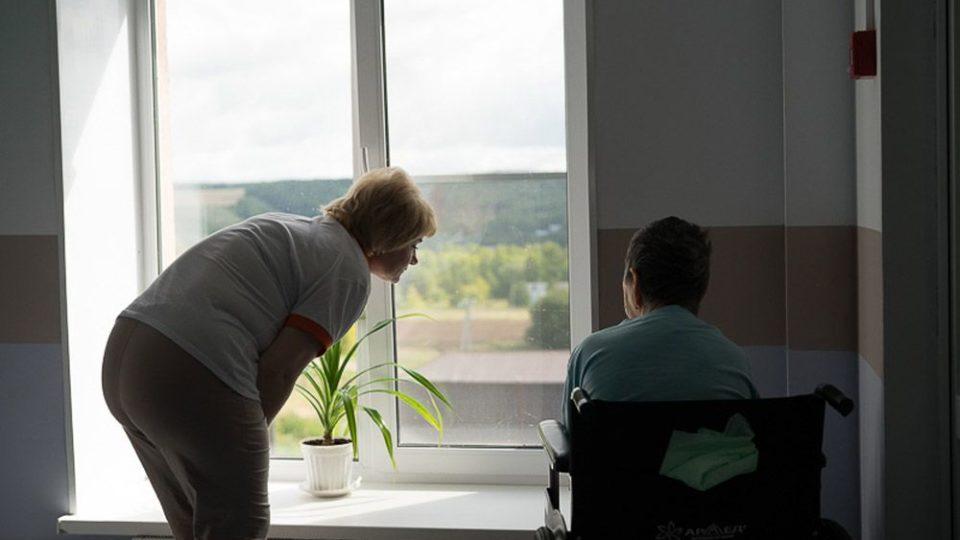 Реабилитация пожилых с рассеянным склерозом