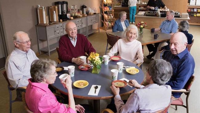 Дом престарелых в Севастополе, – пансионат для пожилых людей