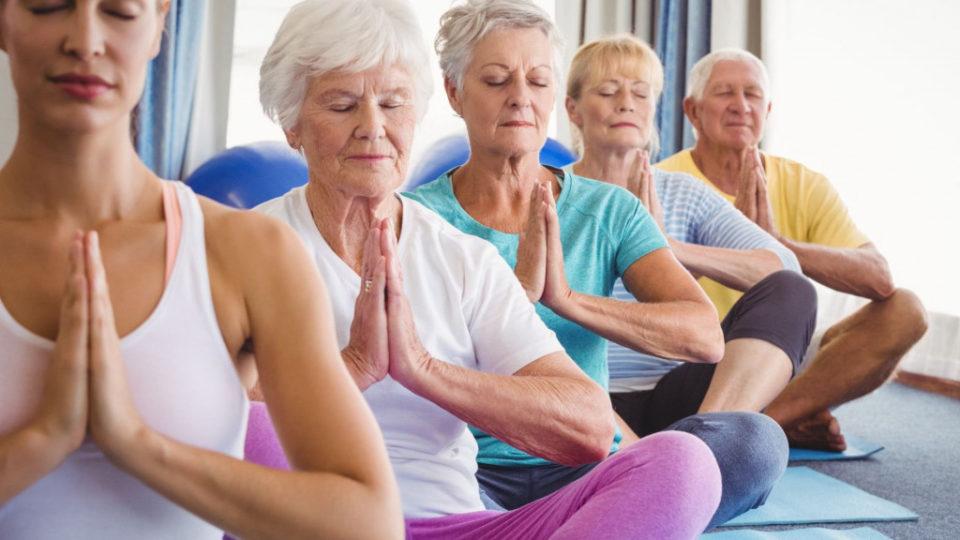 Реабилитация пожилых после стресса  в пансионате Гармония