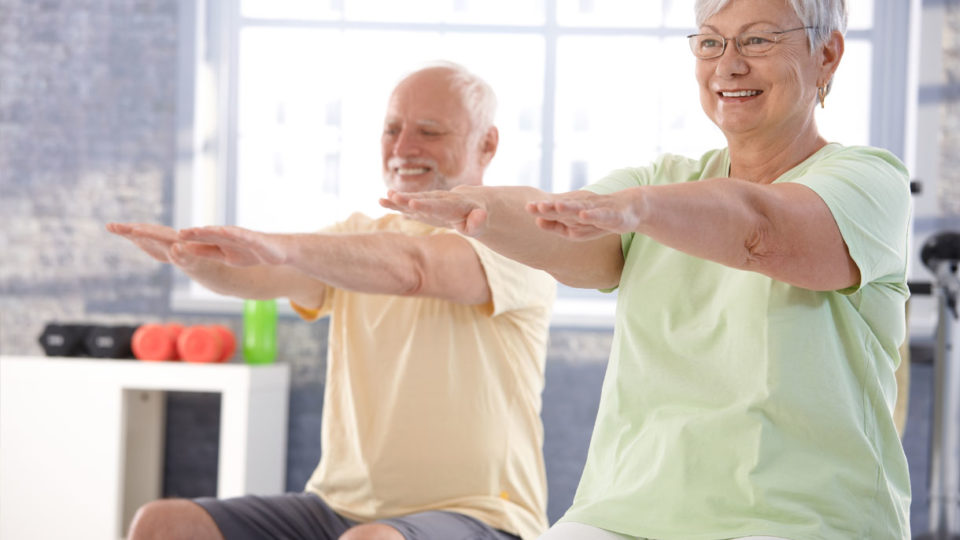 Как бороться с лишним весом в пожилом возрасте