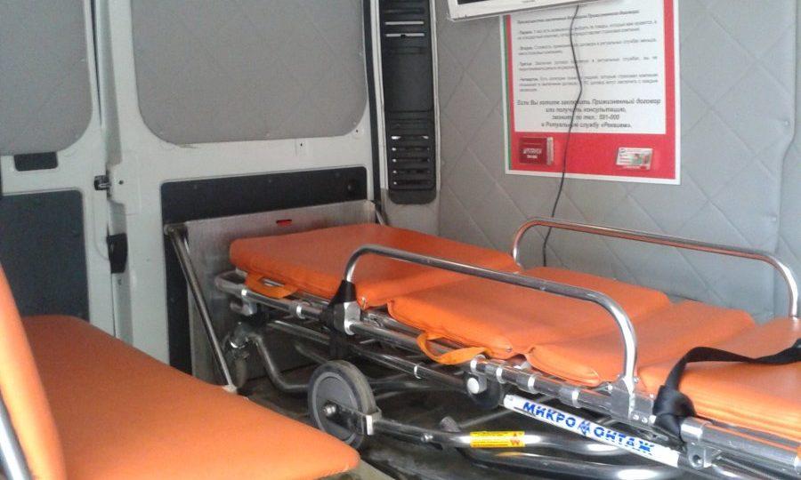 Перевозка лежачих больных и транспортировка больных в Ялте