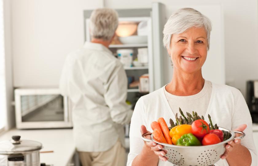 Авитаминоз у пожилых – симптомы, лечение