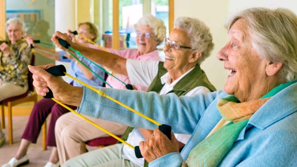 Полезные привычки для пожилых людей